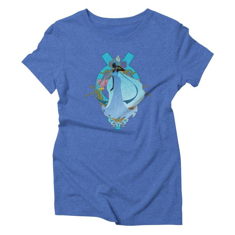 Princess Mercury Women's Triblend T-Shirt by MaruDashi's Artist Shop