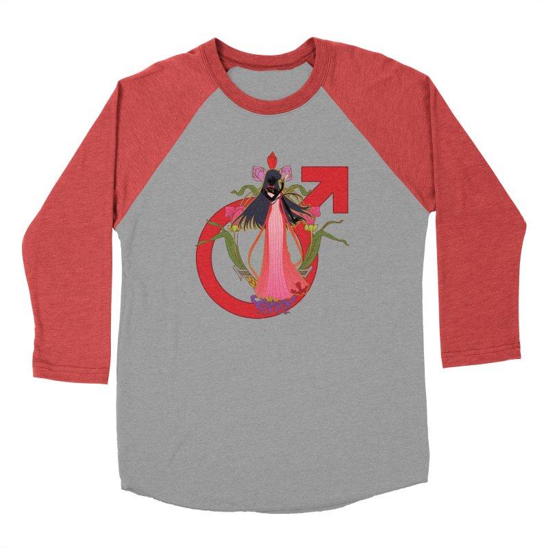 Princess Mars Men's Longsleeve T-Shirt by MaruDashi's Artist Shop