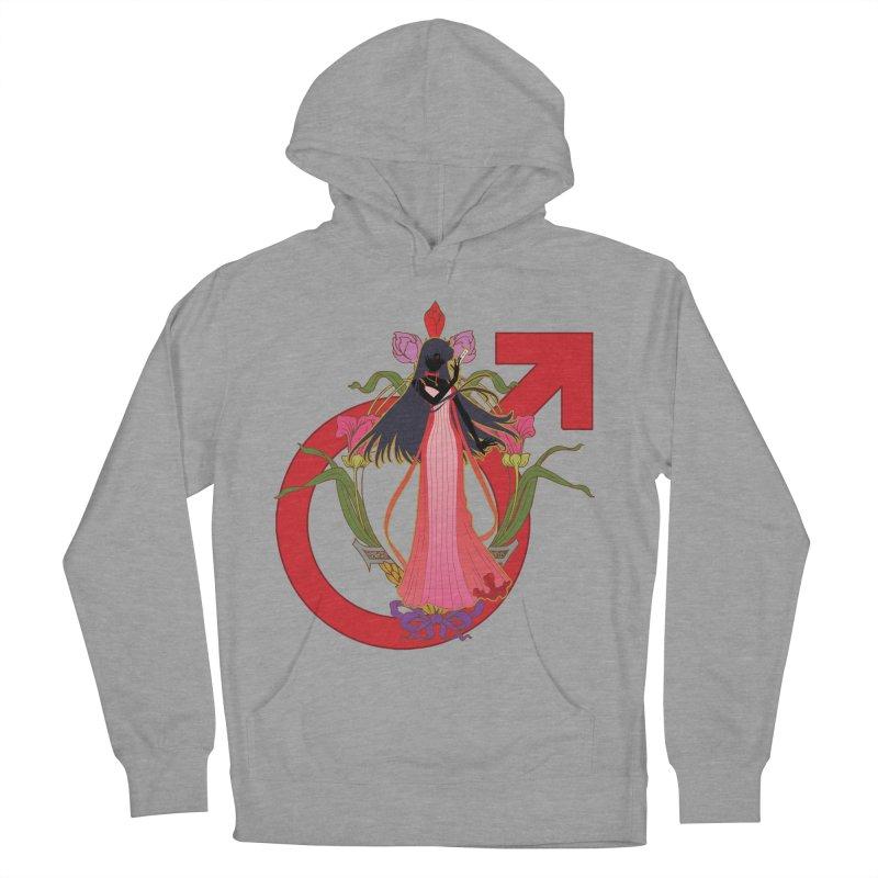 Princess Mars Men's Pullover Hoody by MaruDashi's Artist Shop