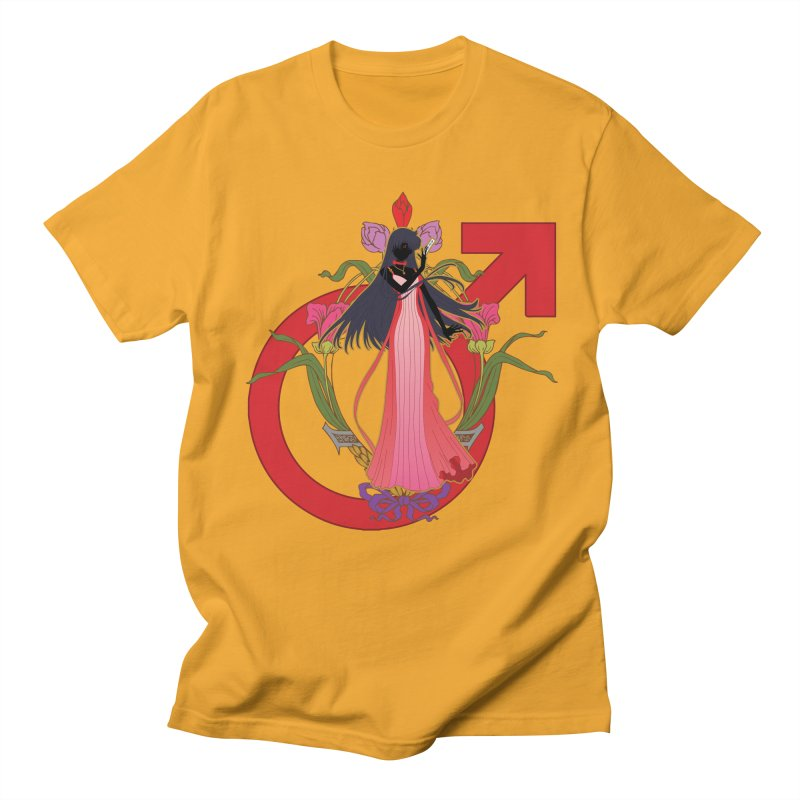 Princess Mars Men's T-Shirt by MaruDashi's Artist Shop