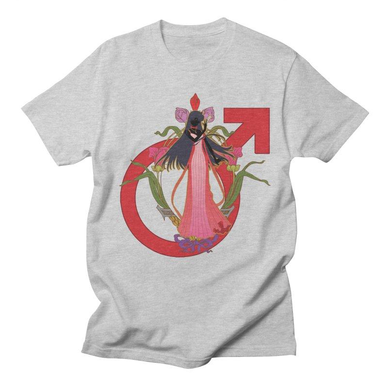 Princess Mars Men's T-Shirt by MaruDashi's Artist Shop