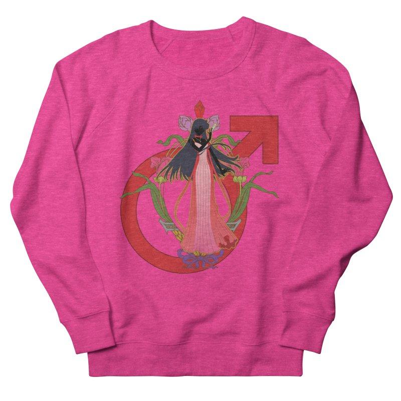 Princess Mars Women's French Terry Sweatshirt by MaruDashi's Artist Shop