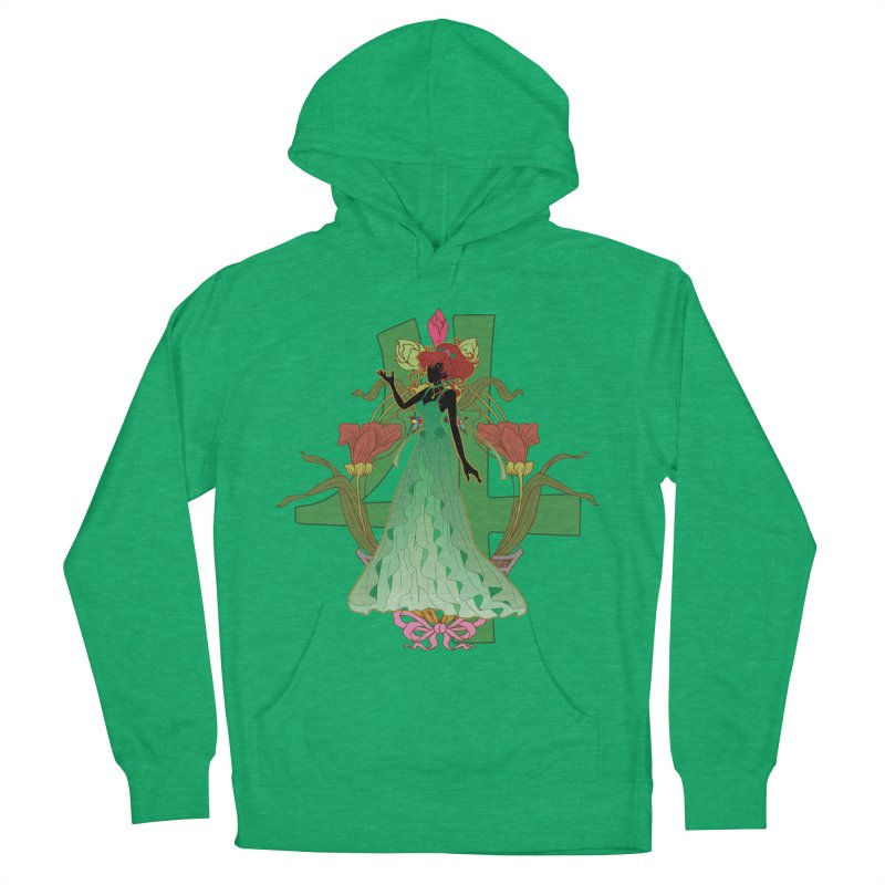 Princess Jupiter Women's French Terry Pullover Hoody by MaruDashi's Artist Shop
