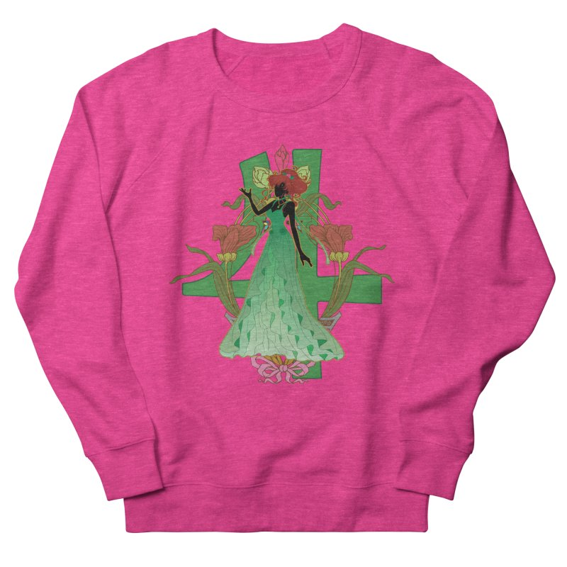 Princess Jupiter Men's French Terry Sweatshirt by MaruDashi's Artist Shop