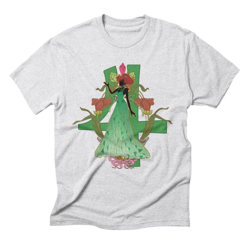 Princess Jupiter Men's Triblend T-Shirt by MaruDashi's Artist Shop