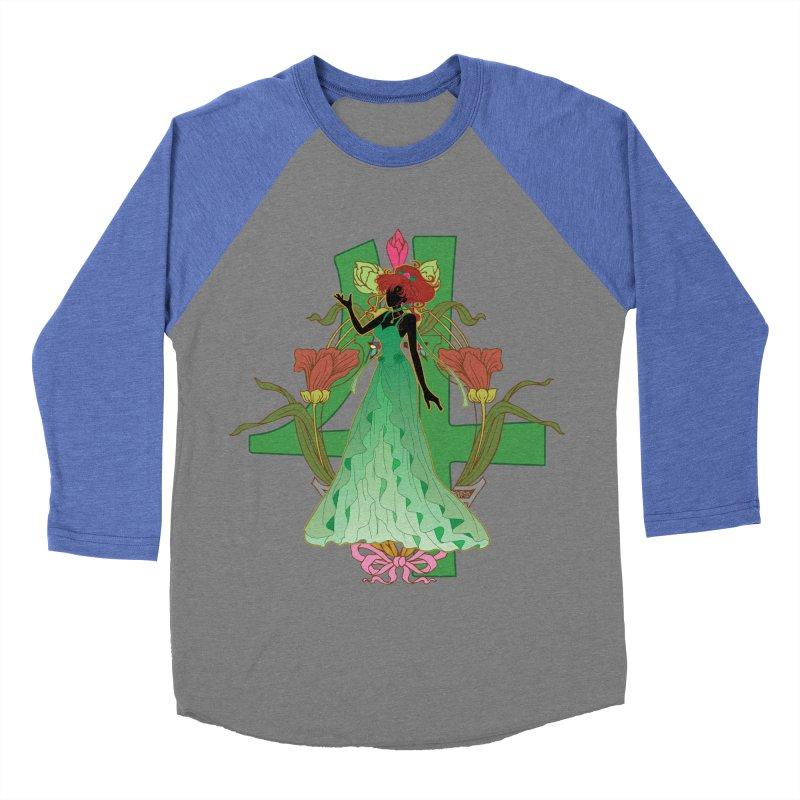Princess Jupiter Women's Baseball Triblend Longsleeve T-Shirt by MaruDashi's Artist Shop