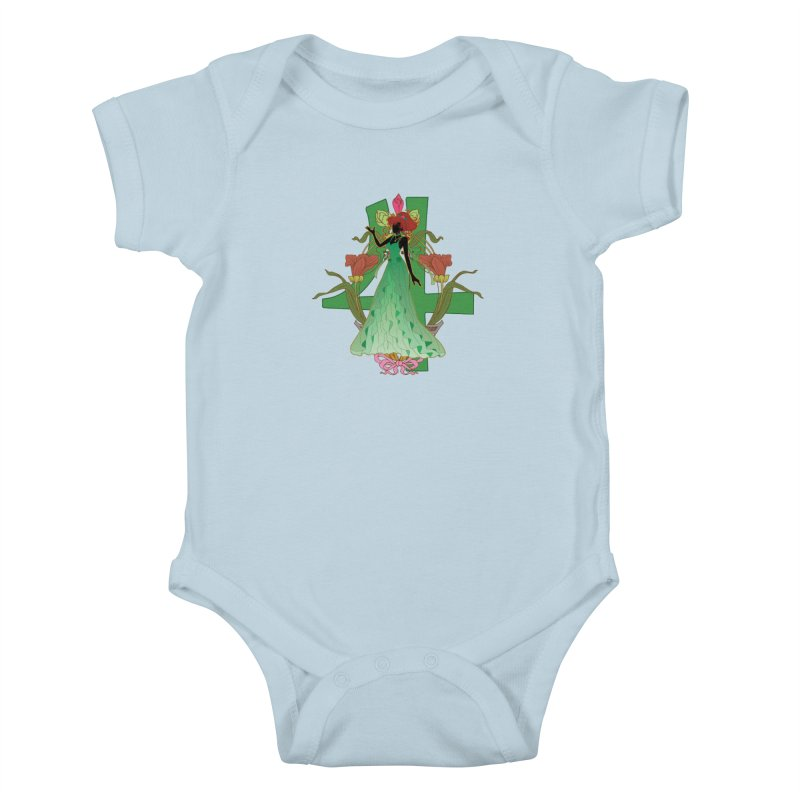 Princess Jupiter Kids Baby Bodysuit by MaruDashi's Artist Shop