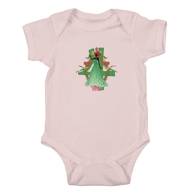 Princess Jupiter Kids Baby Bodysuit by MaruDashi's Artist Shop