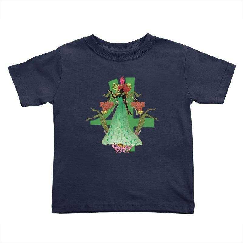 Princess Jupiter Kids Toddler T-Shirt by MaruDashi's Artist Shop