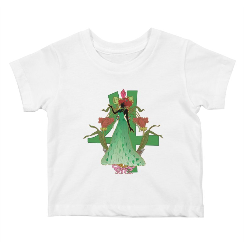 Princess Jupiter Kids Baby T-Shirt by MaruDashi's Artist Shop