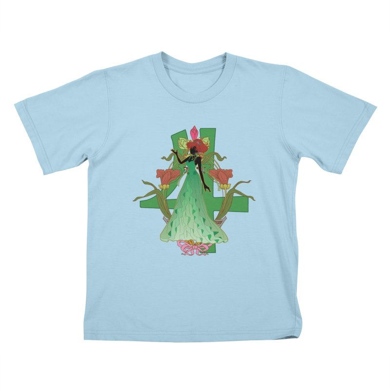Princess Jupiter Kids T-Shirt by MaruDashi's Artist Shop