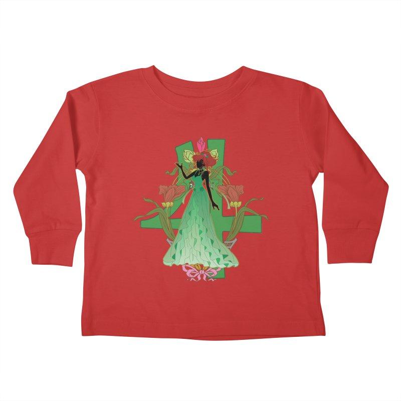 Princess Jupiter Kids Toddler Longsleeve T-Shirt by MaruDashi's Artist Shop