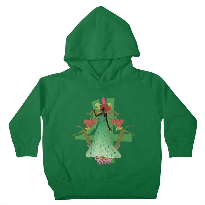 Princess Jupiter Kids Toddler Pullover Hoody by MaruDashi's Artist Shop