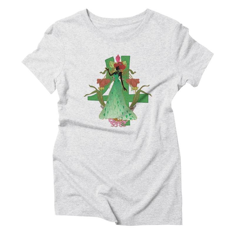 Princess Jupiter Women's T-Shirt by MaruDashi's Artist Shop
