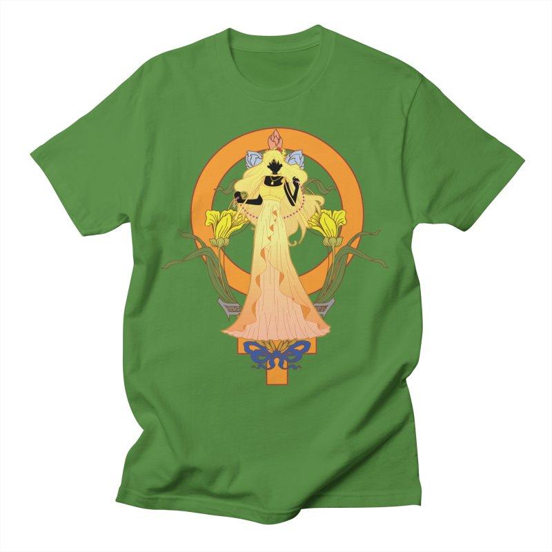Princess Venus Men's T-Shirt by MaruDashi's Artist Shop