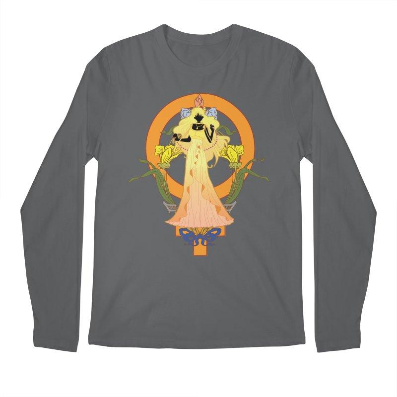 Princess Venus Men's Longsleeve T-Shirt by MaruDashi's Artist Shop