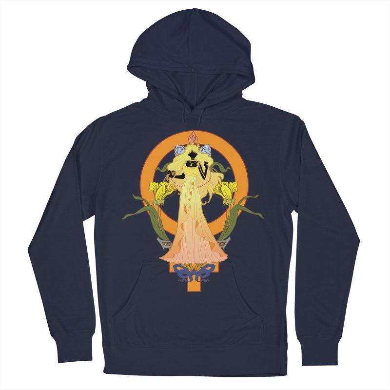 Princess Venus Men's Pullover Hoody by MaruDashi's Artist Shop