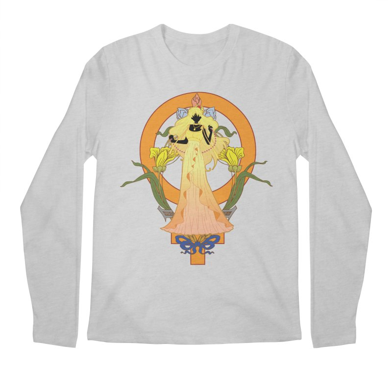 Princess Venus Men's Longsleeve T-Shirt by MaruDashi's Artist Shop
