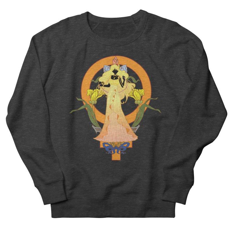 Princess Venus Women's French Terry Sweatshirt by MaruDashi's Artist Shop