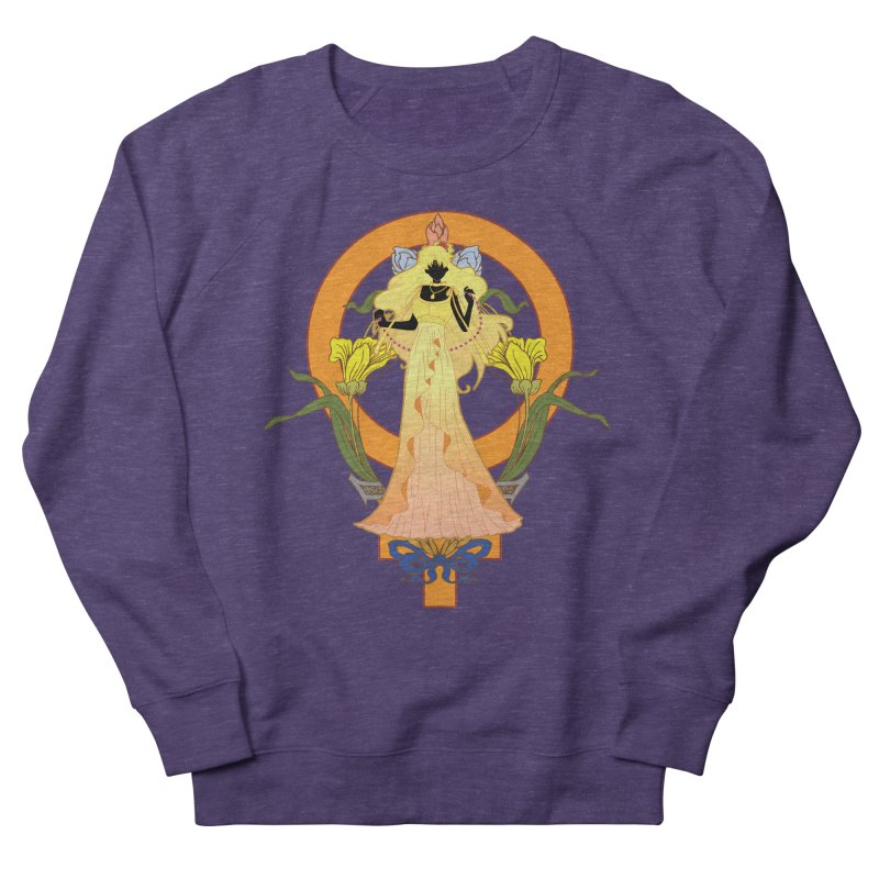 Princess Venus Women's French Terry Sweatshirt by MaruDashi's Artist Shop