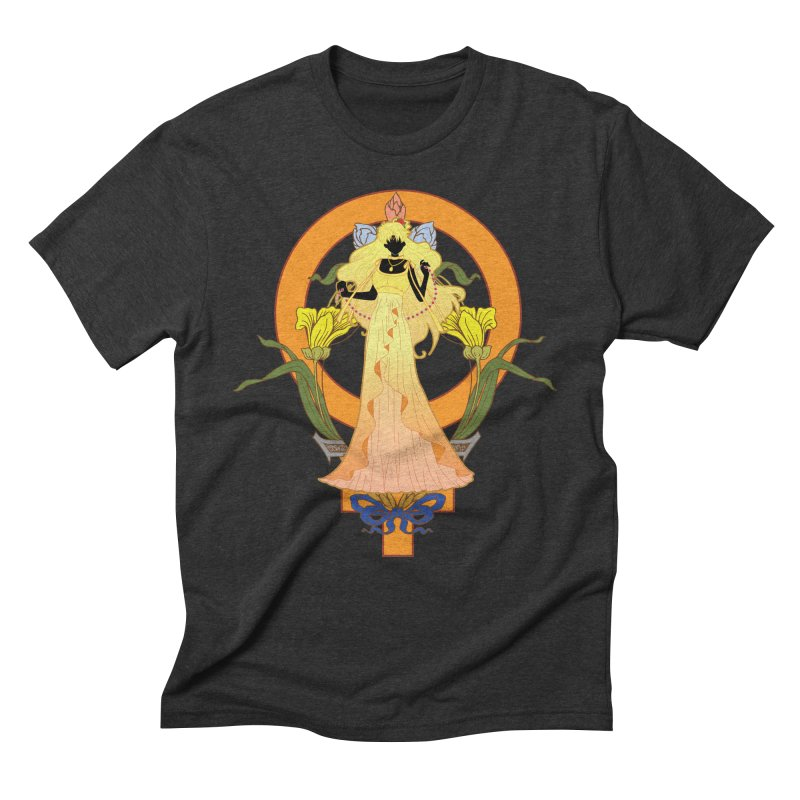 Princess Venus Men's Triblend T-Shirt by MaruDashi's Artist Shop