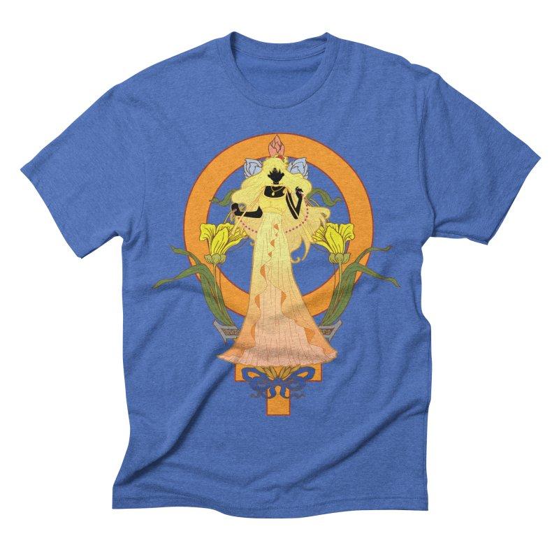 Princess Venus Men's Triblend T-shirt by MaruDashi's Artist Shop