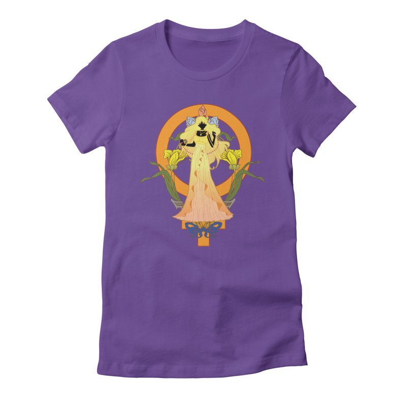Princess Venus Women's T-Shirt by MaruDashi's Artist Shop