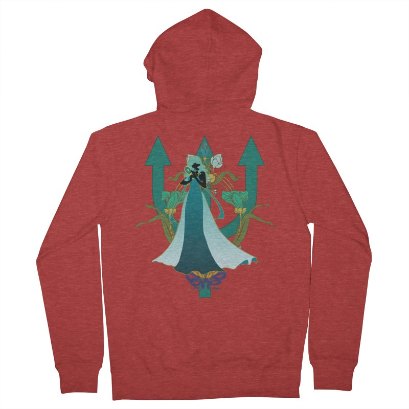 Princess Neptune Men's Zip-Up Hoody by MaruDashi's Artist Shop