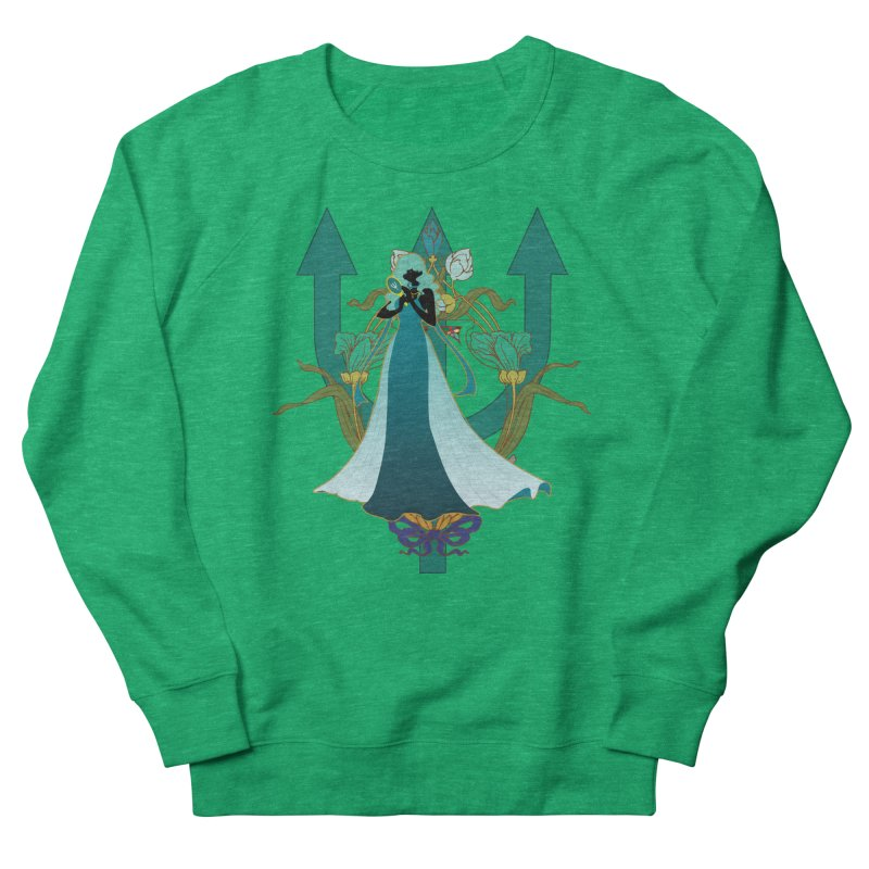 Princess Neptune Women's Sweatshirt by MaruDashi's Artist Shop