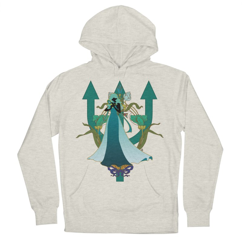 Princess Neptune Women's French Terry Pullover Hoody by MaruDashi's Artist Shop