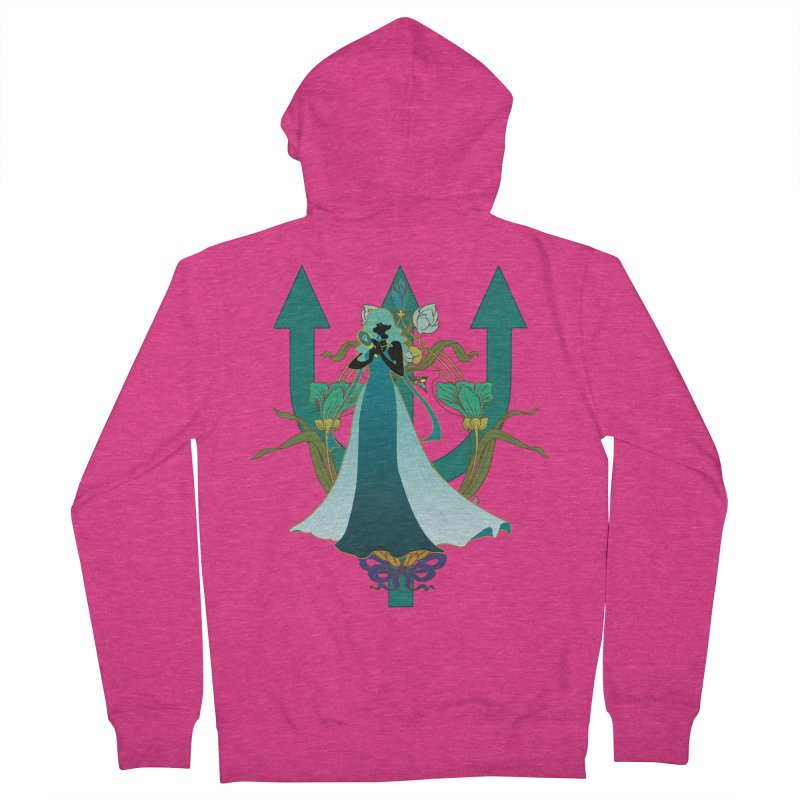 Princess Neptune Women's Zip-Up Hoody by MaruDashi's Artist Shop