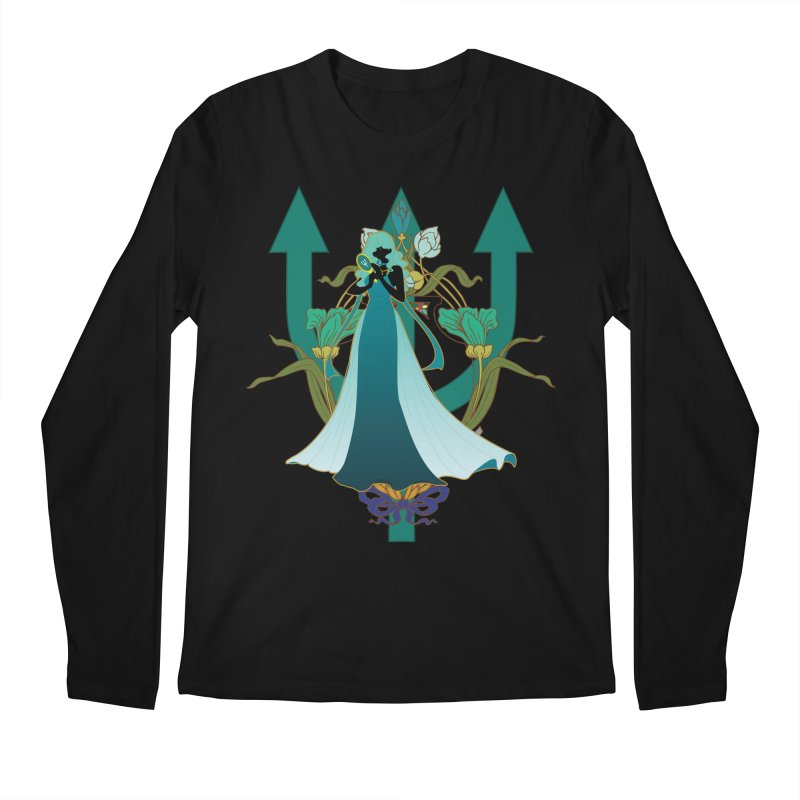 Princess Neptune Men's Longsleeve T-Shirt by MaruDashi's Artist Shop