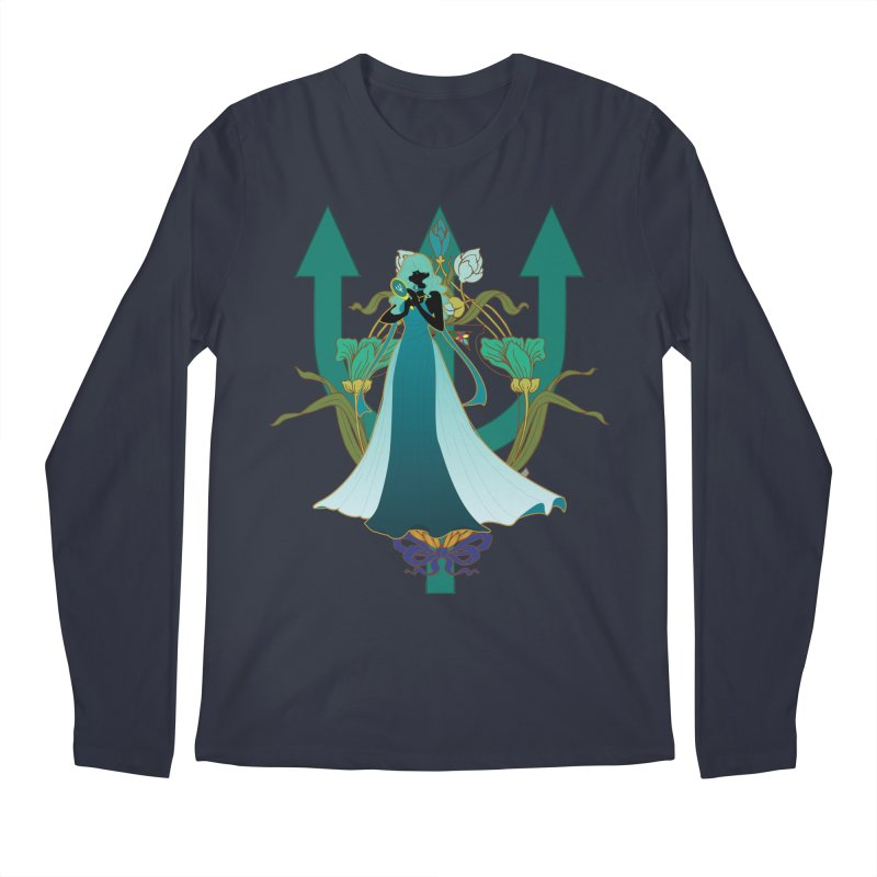 Princess Neptune Men's Regular Longsleeve T-Shirt by MaruDashi's Artist Shop