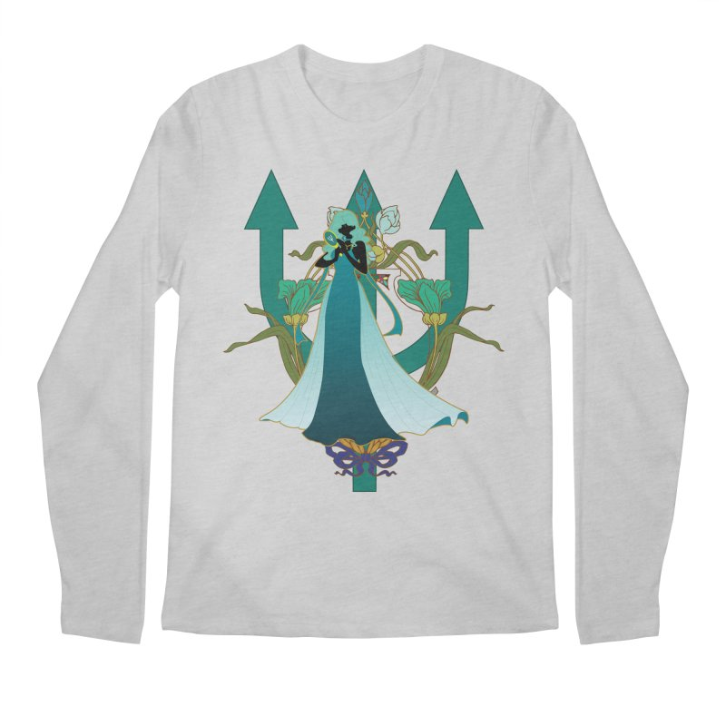 Princess Neptune Men's Regular Longsleeve T-Shirt by MaruDashi's Artist Shop