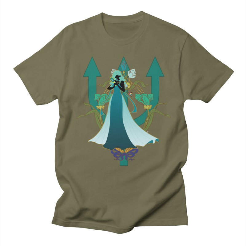 Princess Neptune Men's T-Shirt by MaruDashi's Artist Shop