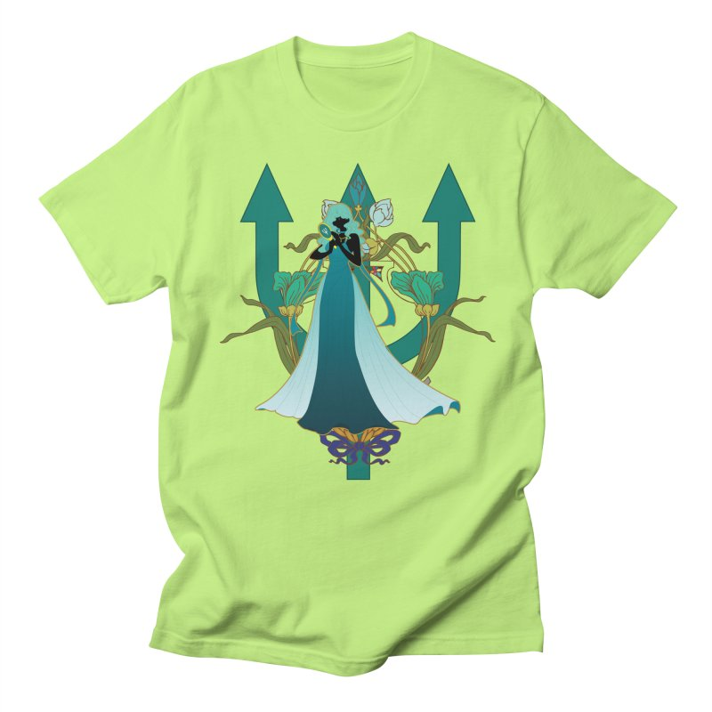 Princess Neptune Men's Regular T-Shirt by MaruDashi's Artist Shop