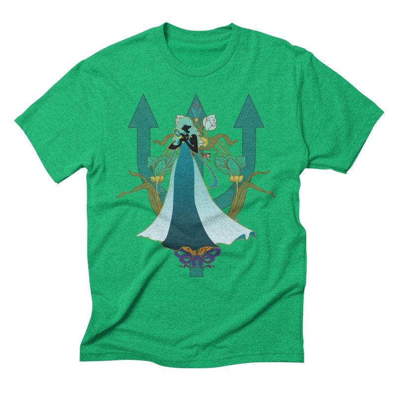 Princess Neptune Men's Triblend T-shirt by MaruDashi's Artist Shop