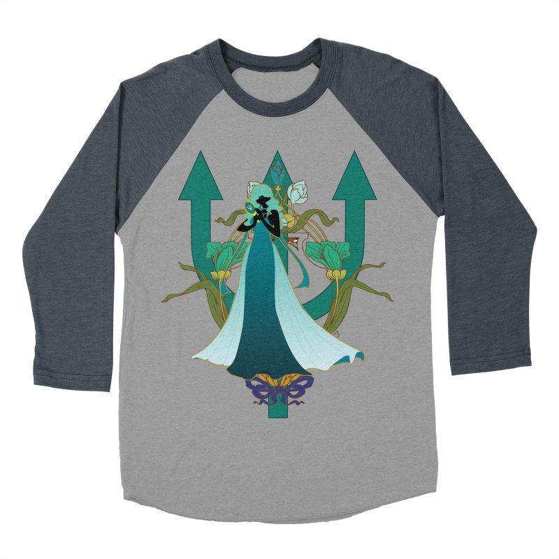 Princess Neptune Men's Baseball Triblend T-Shirt by MaruDashi's Artist Shop