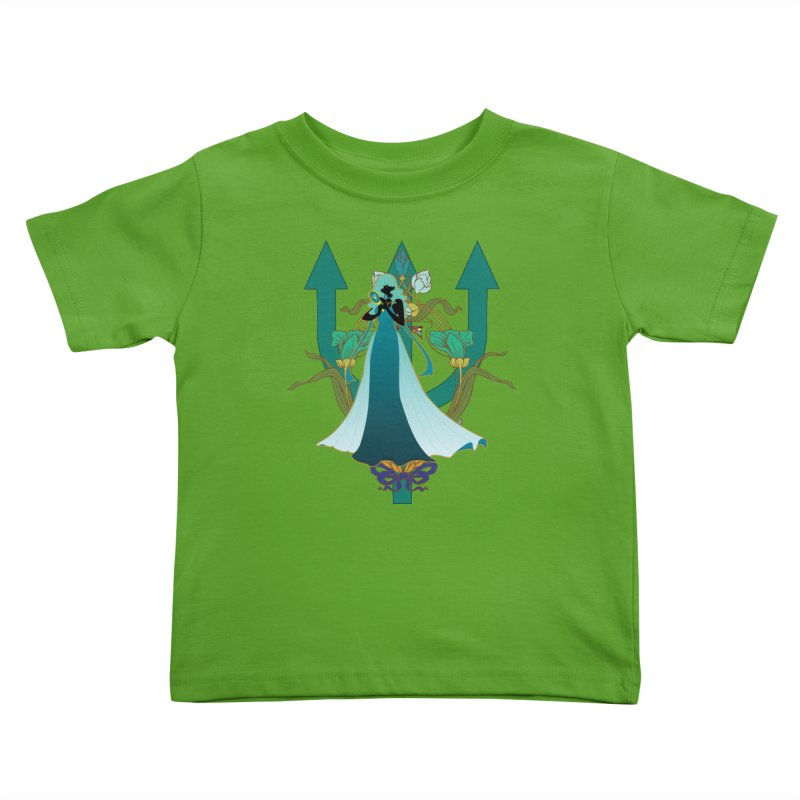 Princess Neptune Kids Toddler T-Shirt by MaruDashi's Artist Shop