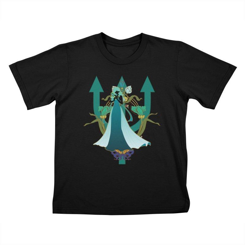 Princess Neptune Kids T-Shirt by MaruDashi's Artist Shop
