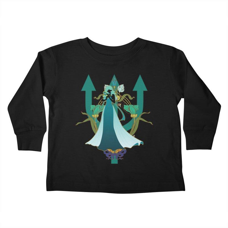 Princess Neptune Kids Toddler Longsleeve T-Shirt by MaruDashi's Artist Shop