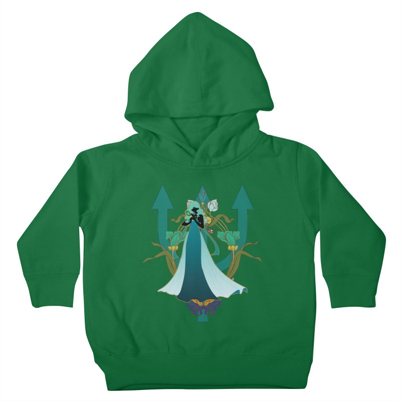 Princess Neptune Kids Toddler Pullover Hoody by MaruDashi's Artist Shop