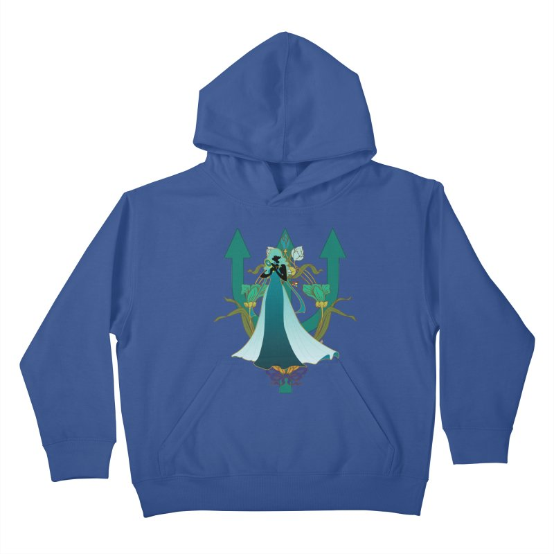 Princess Neptune Kids Pullover Hoody by MaruDashi's Artist Shop