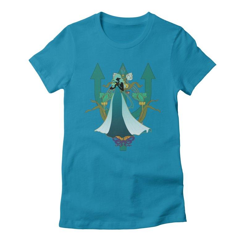 Princess Neptune Women's T-Shirt by MaruDashi's Artist Shop