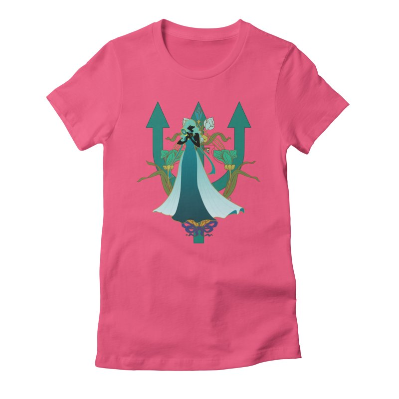 Princess Neptune Women's T-Shirt by MaruDashi's Artist Shop