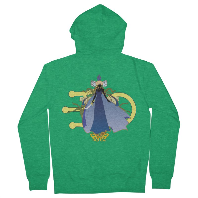 Princess Uranus Men's Zip-Up Hoody by MaruDashi's Artist Shop