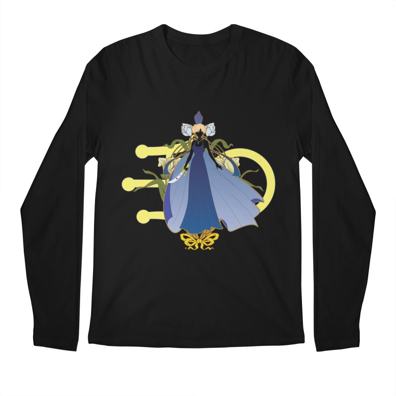 Princess Uranus Men's Regular Longsleeve T-Shirt by MaruDashi's Artist Shop