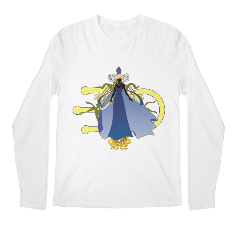 Princess Uranus Men's Regular Longsleeve T-Shirt by MaruDashi's Artist Shop