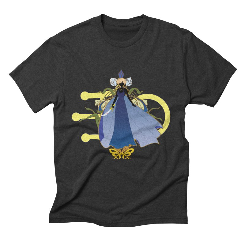 Princess Uranus Men's Triblend T-Shirt by MaruDashi's Artist Shop