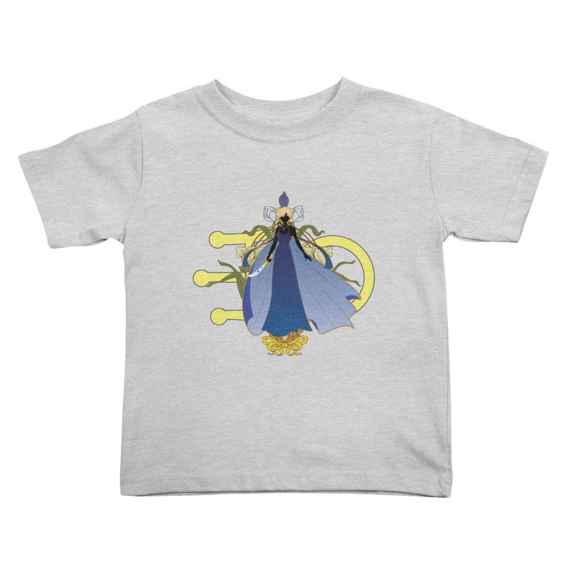 Princess Uranus Kids Toddler T-Shirt by MaruDashi's Artist Shop